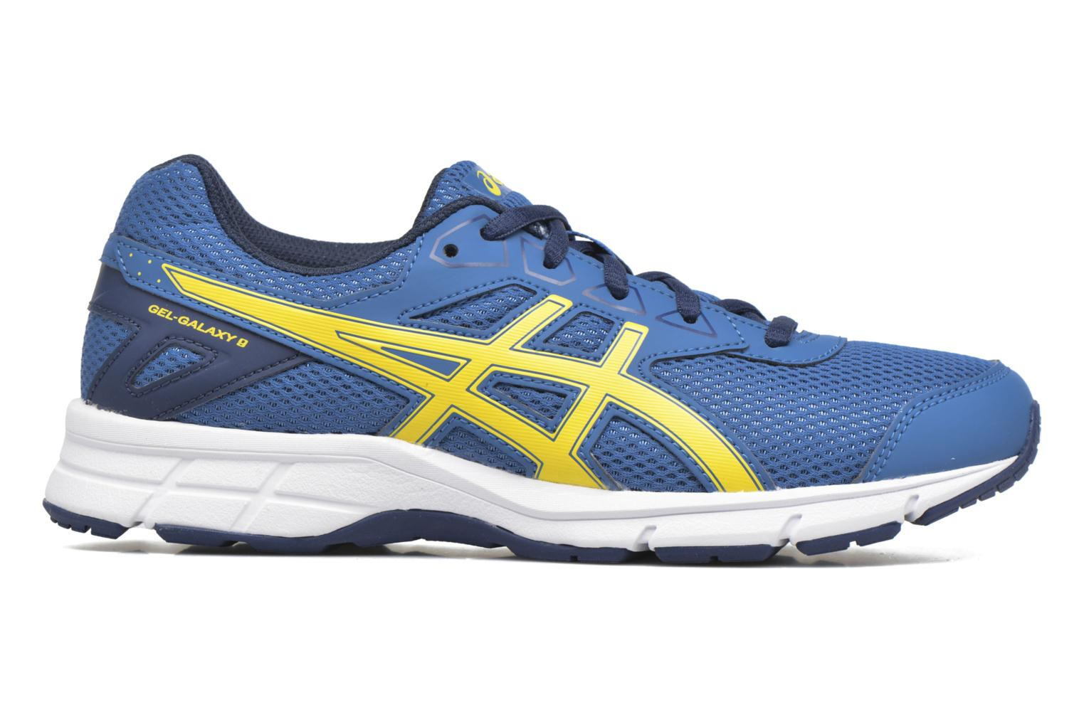 Trainers Asics Gel Galaxy 9 GS Blue back view