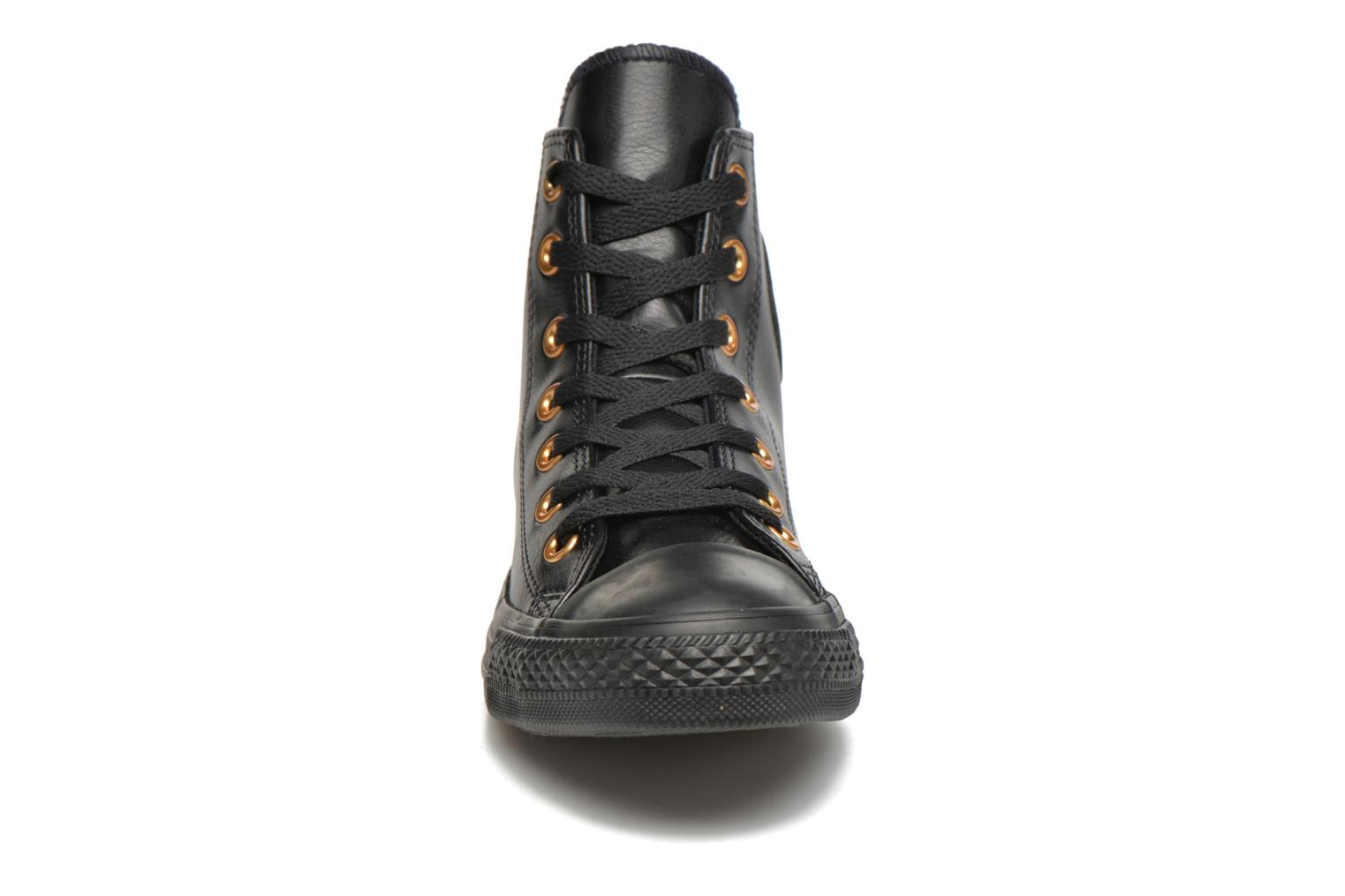 Chuck Taylor All Star Hi Craft SL Black/Gold/Black