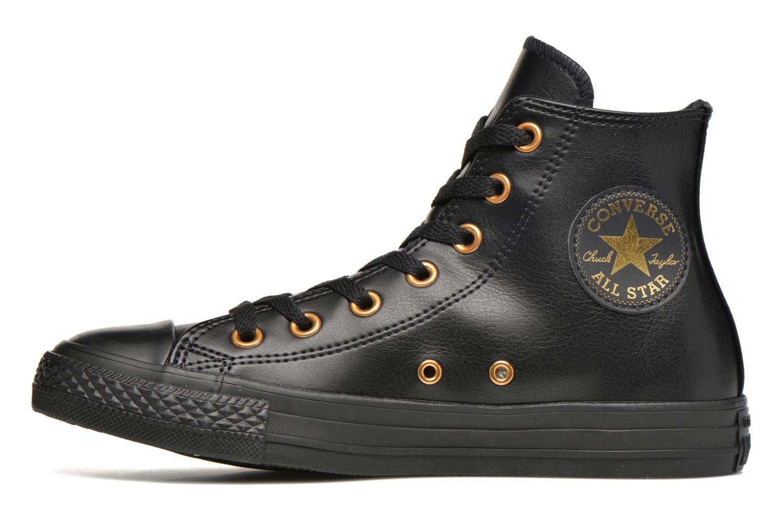 Chuck Taylor All Star Hi Craft SL Black/Gold/Black