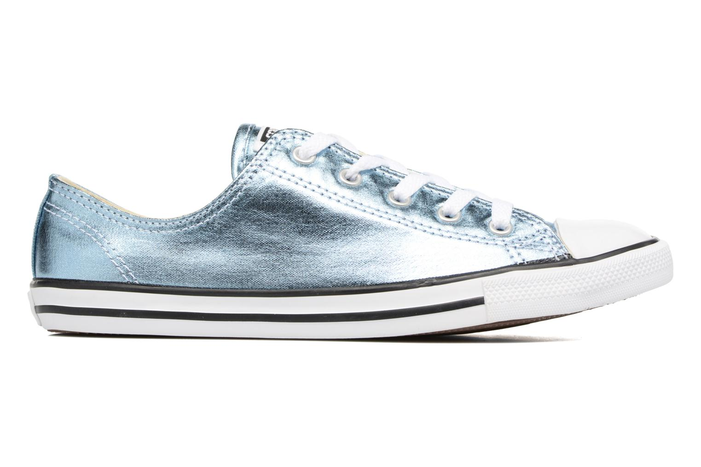Chuck Taylor All Star Dainty Ox Metallics Blue Coast/Black/White