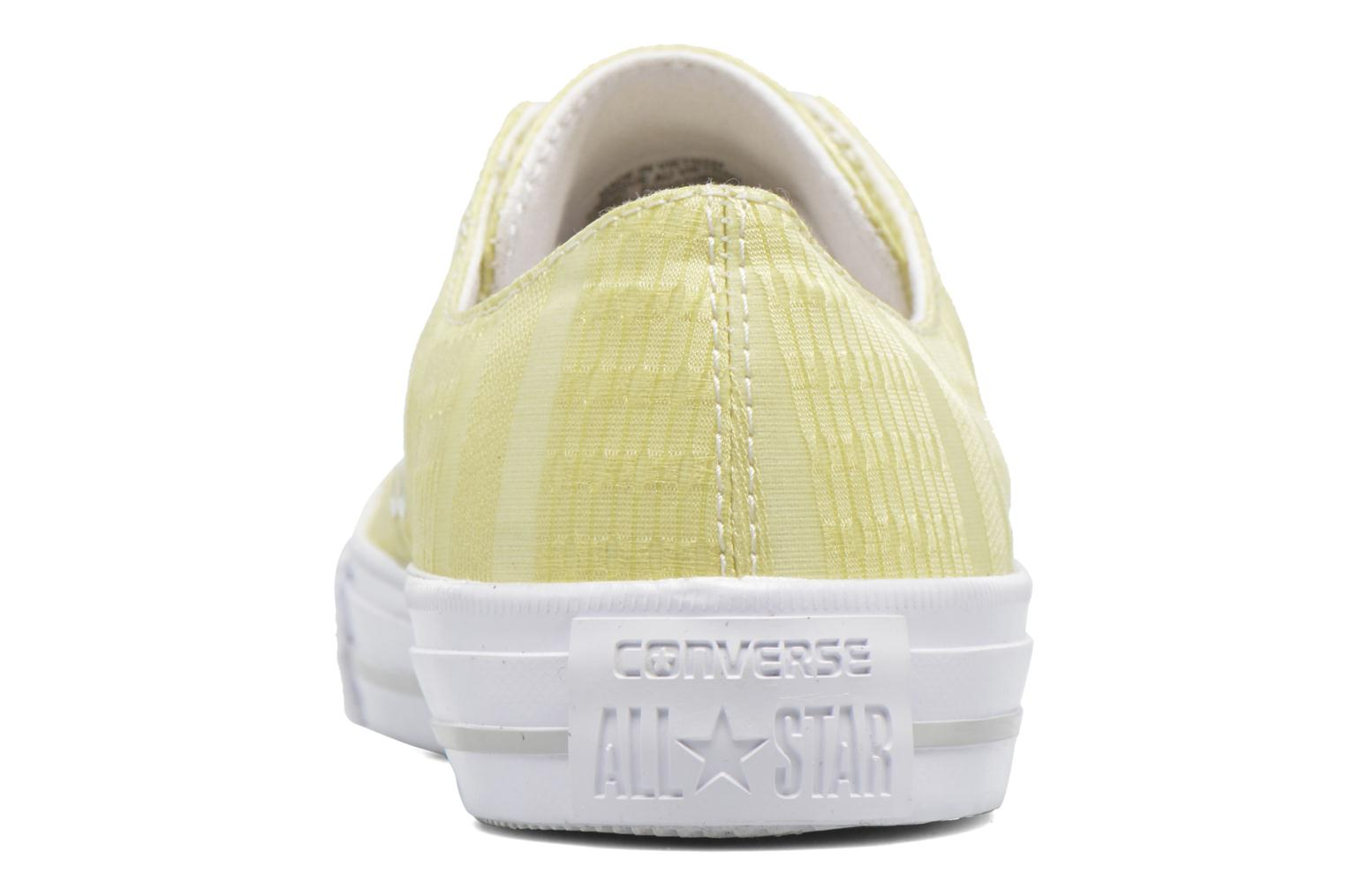 Chuck Taylor All Star Gemma Ox Engineered Lace Lemon Haze/White/Mouse