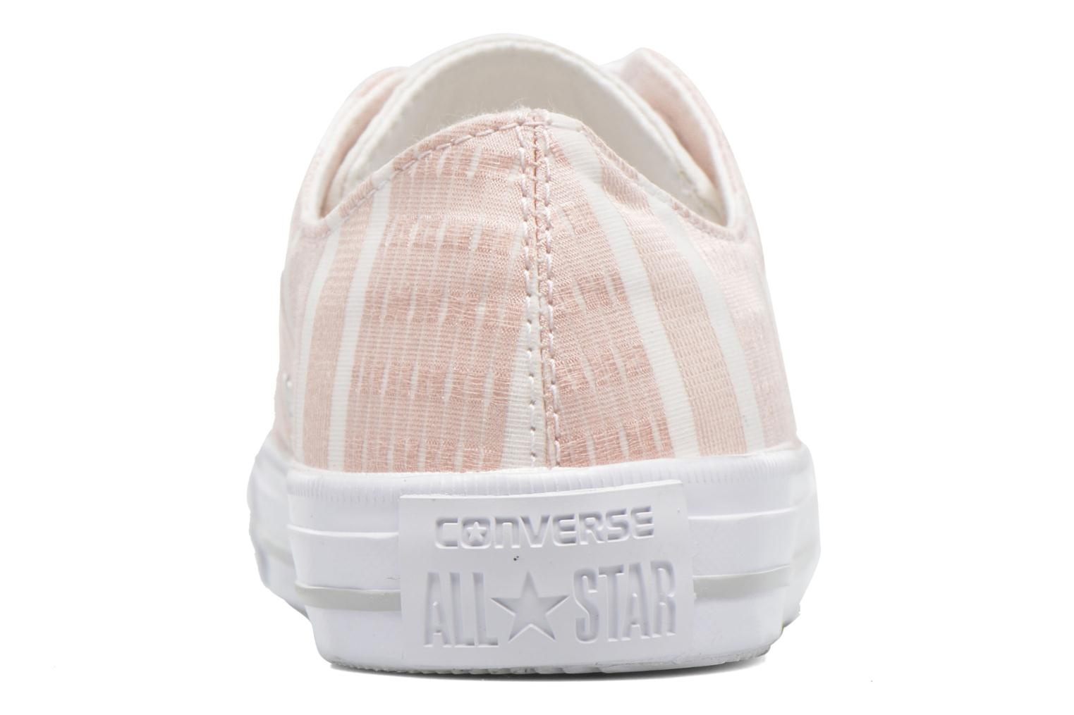 Chuck Taylor All Star Gemma Ox Engineered Lace Vapor Pink/White/Mouse