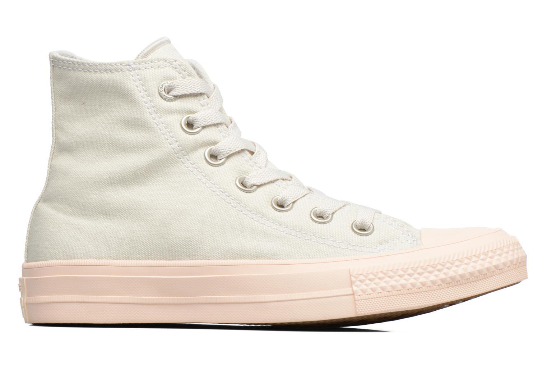 Sneakers Converse Chuck Taylor All Star II Hi Pastel Midsoles W Beige immagine posteriore