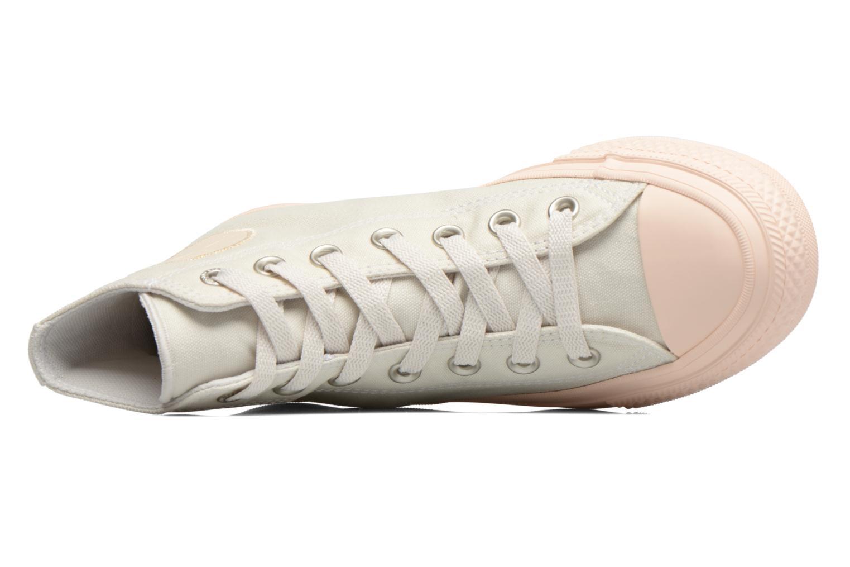 Sneakers Converse Chuck Taylor All Star II Hi Pastel Midsoles W Beige immagine sinistra
