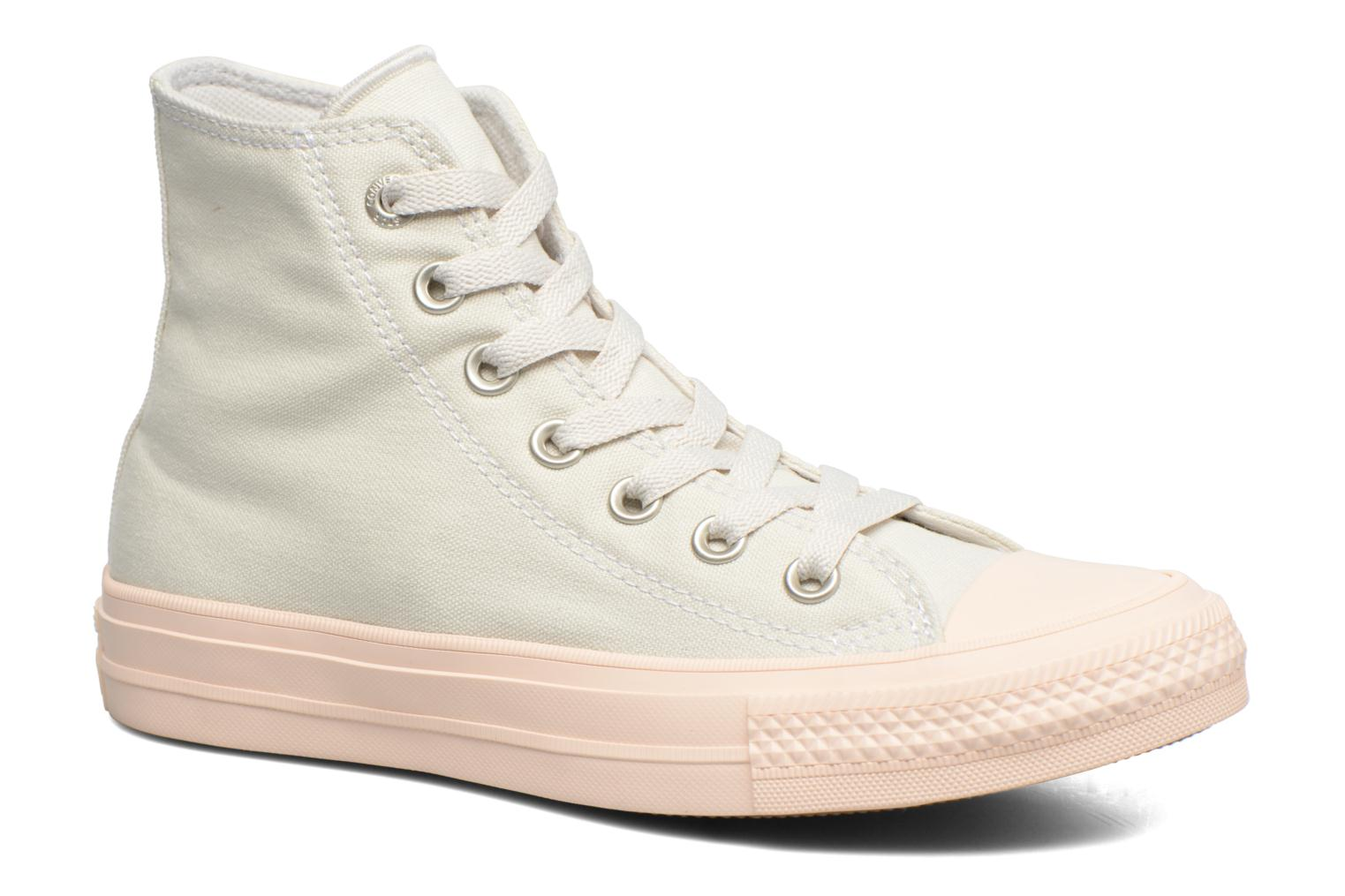 Marques Chaussure femme Converse femme Chuck Taylor All Star II Hi Pastel Midsoles W Buff/Barely Orange/Barely Orange