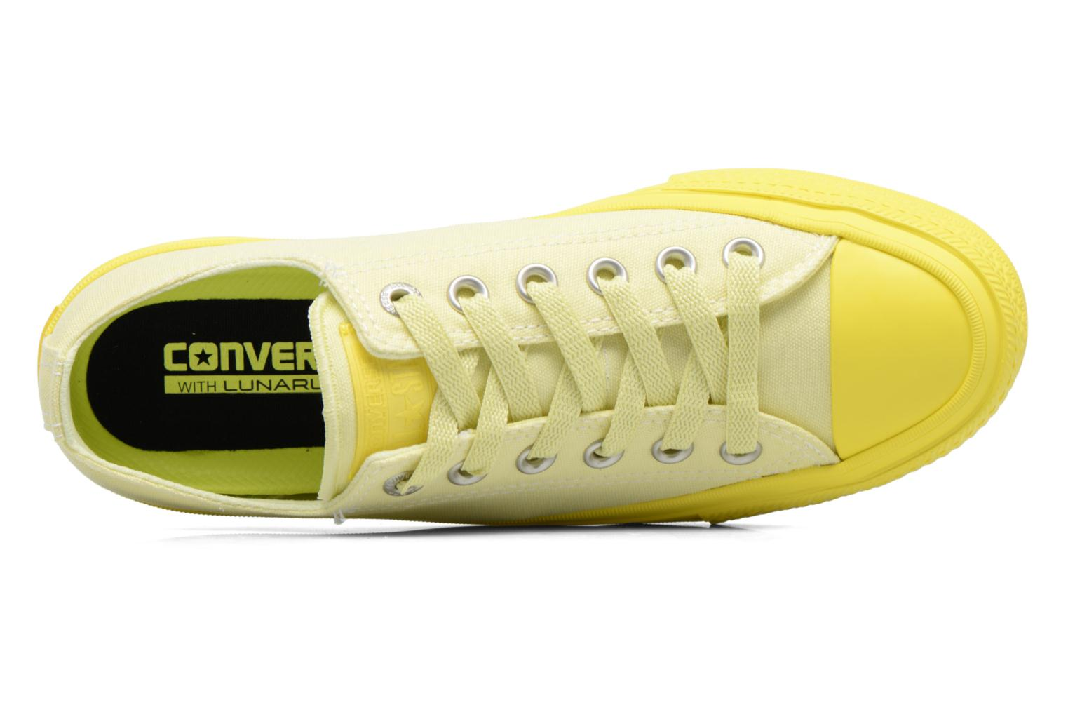 Chuck Taylor All Star II Ox Pastel Midsoles W Lemon Haze/Fresh Yellow/Fresh Yellow
