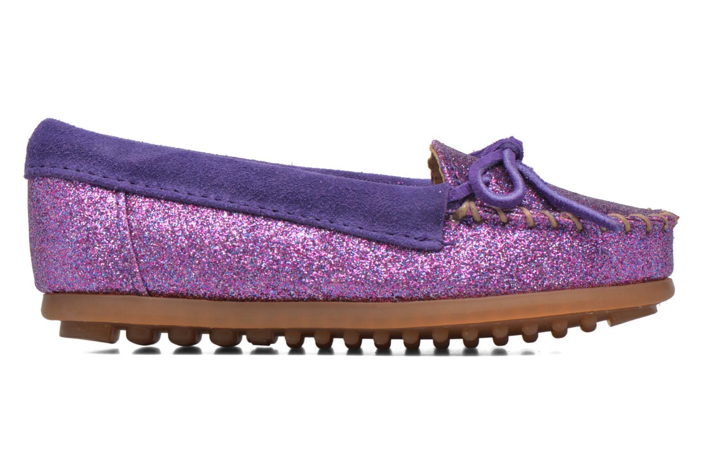 Glitter Moc Purple glitter