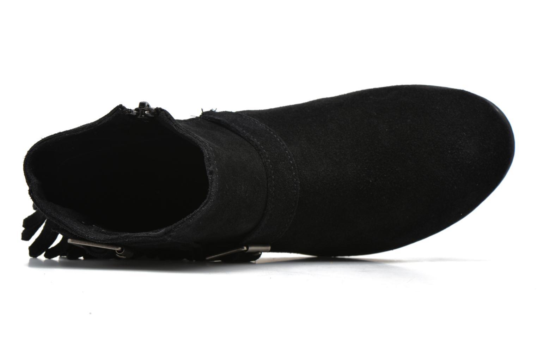 Bottines et boots Minnetonka Rancho Boot Noir vue gauche