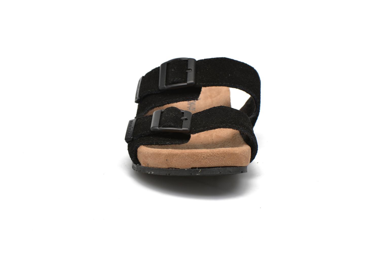 Gipsy Sandal Black Suede