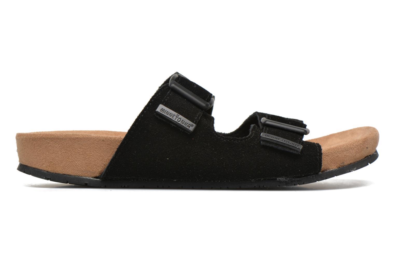 Zoccoli Minnetonka Gipsy Sandal Nero immagine posteriore