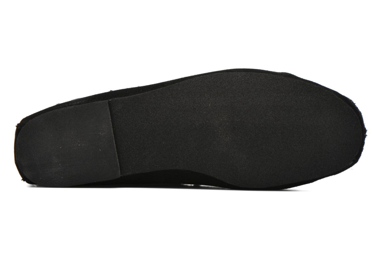 Bottines et boots Minnetonka Tramper Bt H Noir vue haut