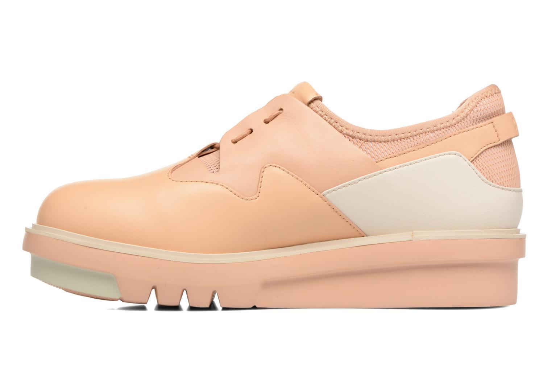 Chaussures à lacets Camper Marta K200334 Multicolore vue face
