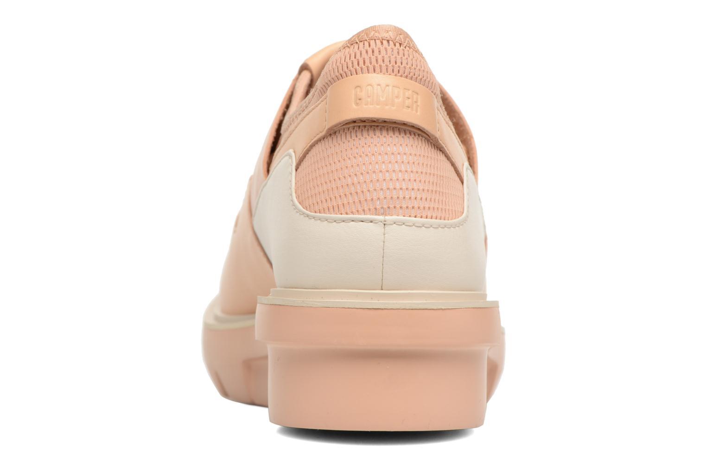Chaussures à lacets Camper Marta K200334 Multicolore vue droite