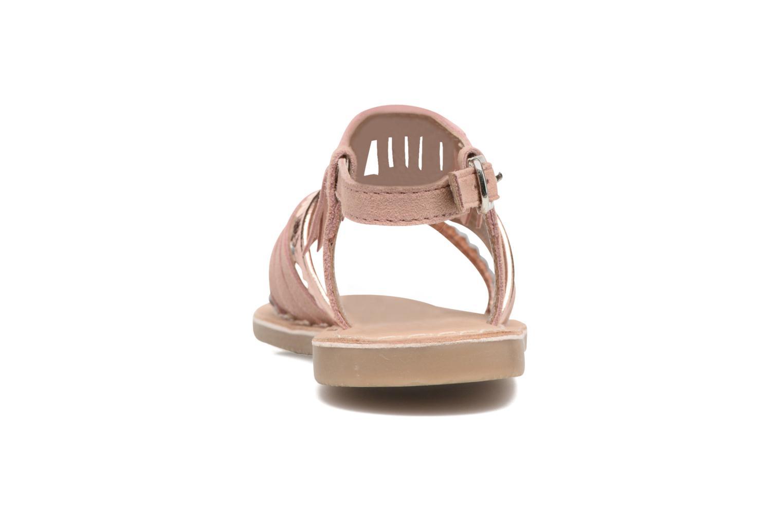 Sandales et nu-pieds Mod8 Sumy Rose vue droite