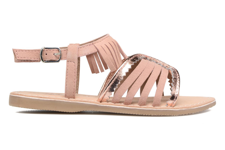 Sandales et nu-pieds Mod8 Sumy Rose vue derrière