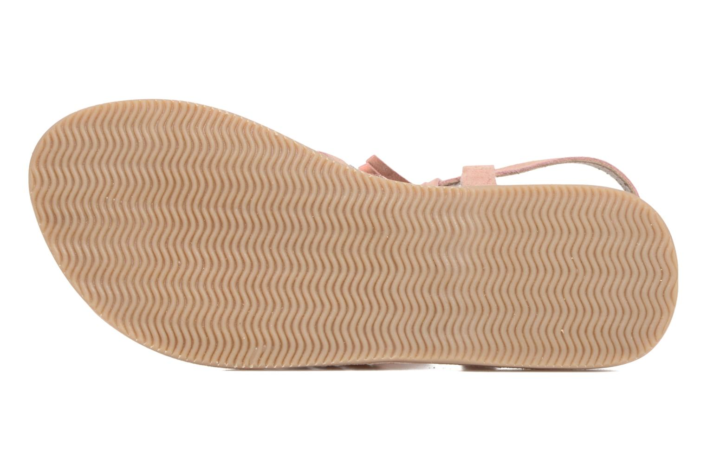 Sandales et nu-pieds Mod8 Sumy Rose vue haut