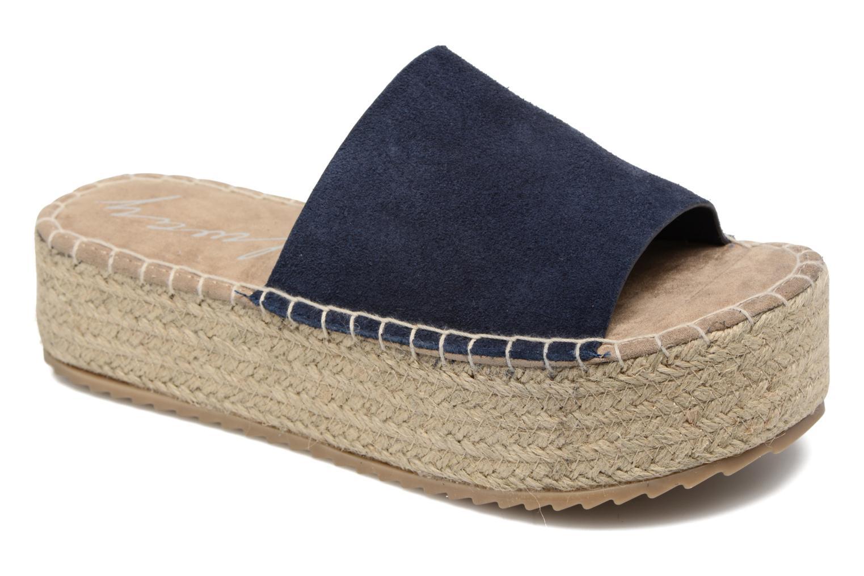 Grandes descuentos últimos zapatos Coolway Bora (Azul) - Alpargatas Descuento