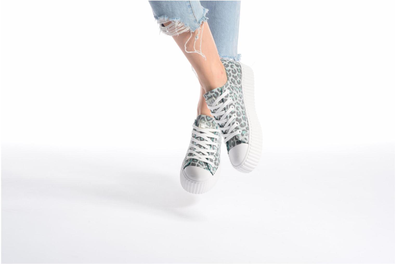 Sneakers Coolway Britney Grijs onder