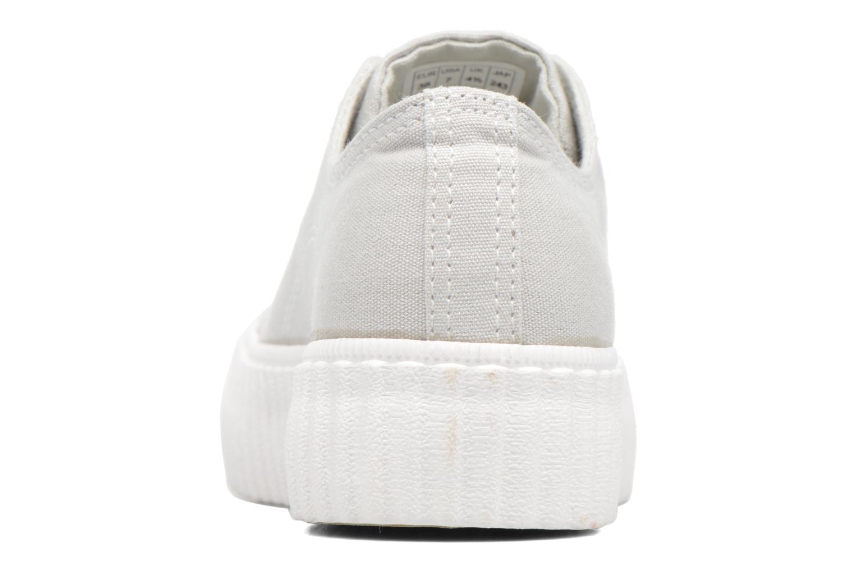 Sneakers Coolway Britney Grijs rechts