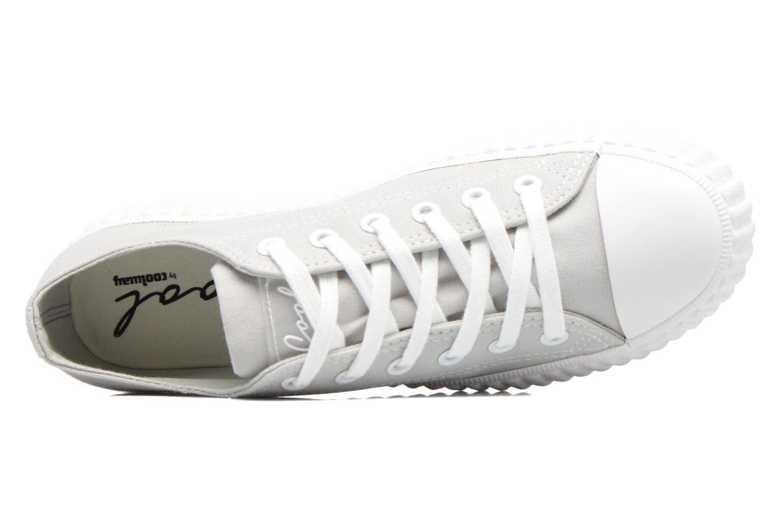 Sneakers Coolway Britney Grijs links
