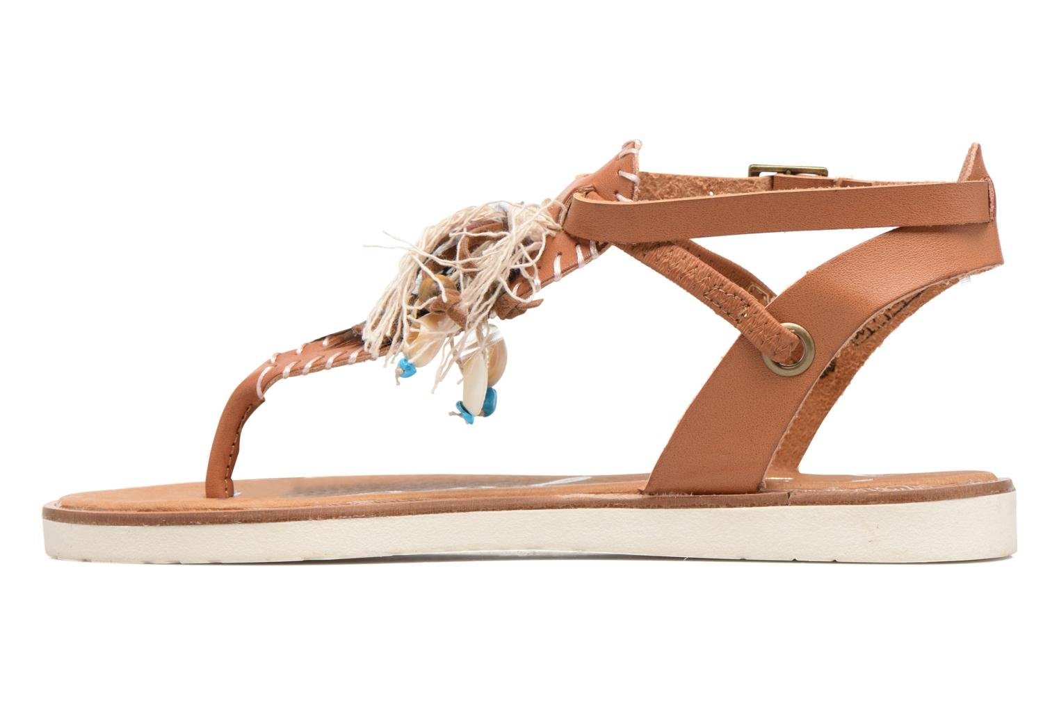 Sandals Coolway Honololu Brown front view
