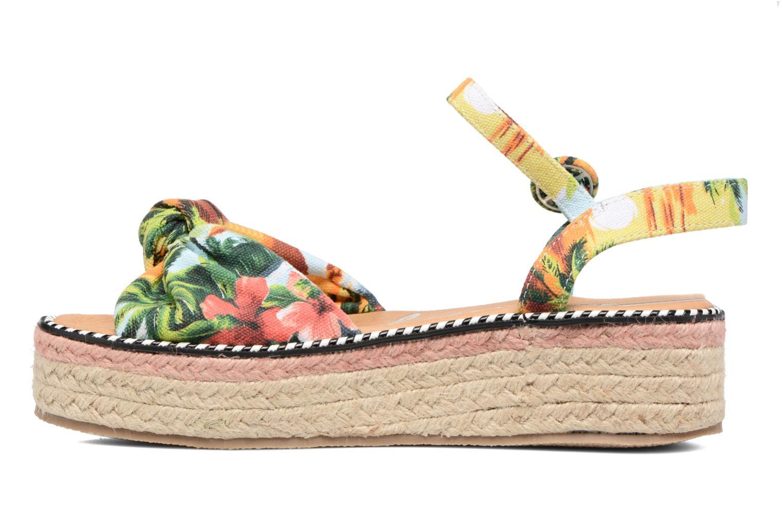 Sandali e scarpe aperte Coolway Parrot Multicolore immagine frontale