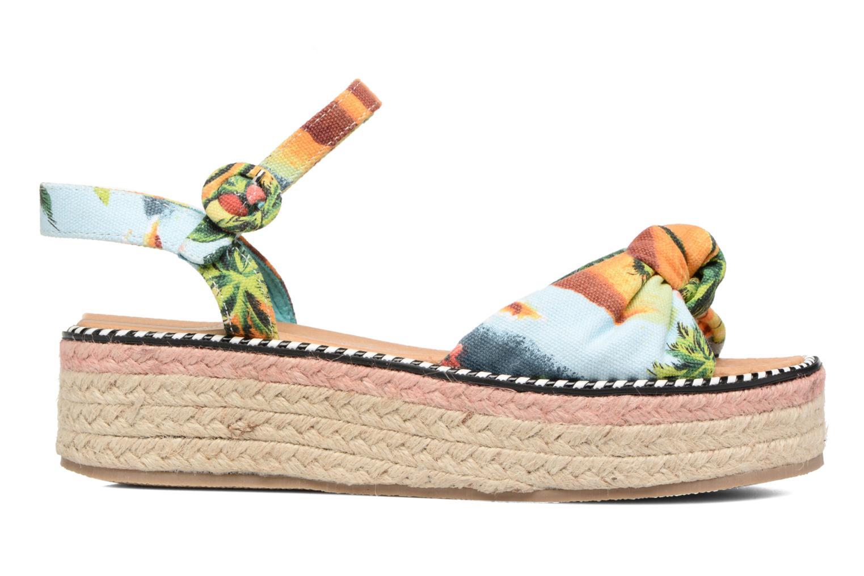 Sandali e scarpe aperte Coolway Parrot Multicolore immagine posteriore