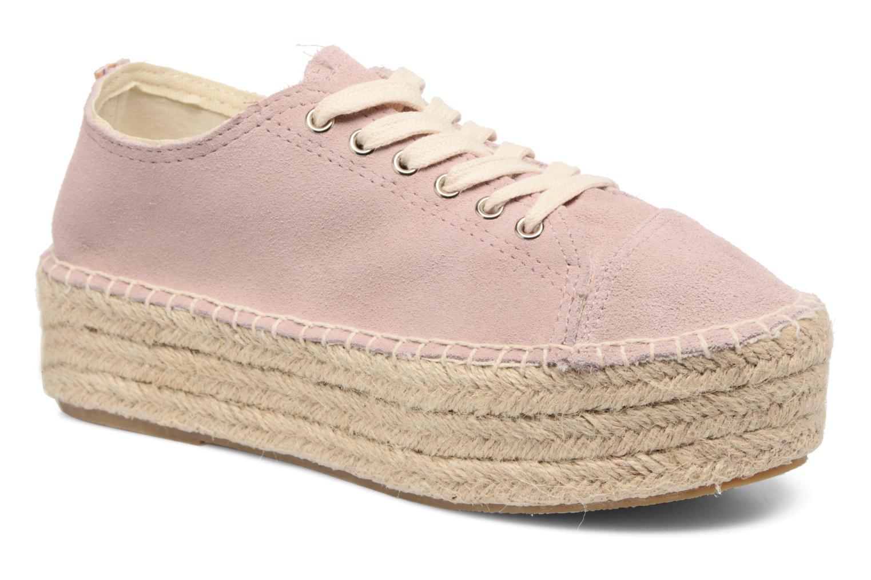 Ananas - Chaussures À Lacets Pour femmes / Rose Coolway oKhbt