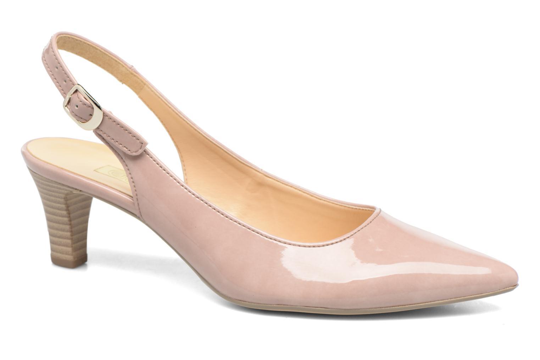 Zapatos de tacón Gabor Napa Beige vista de detalle / par