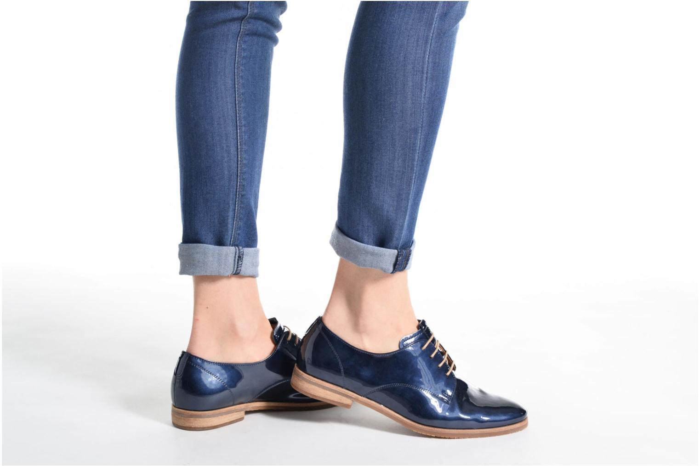 Zapatos con cordones Gabor Napoli Plateado vista de abajo