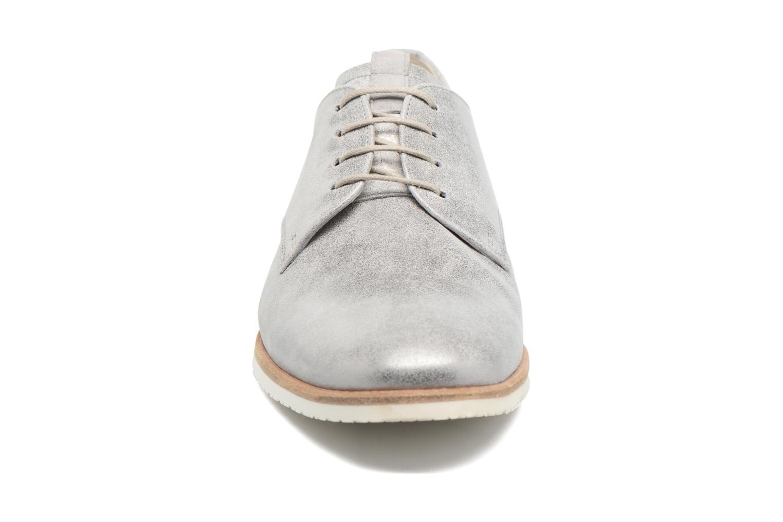 Zapatos con cordones Gabor Napoli Plateado vista del modelo