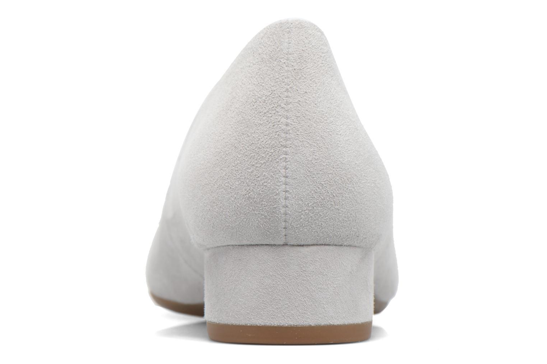 Zapatos de tacón Gabor Kreta 3 Gris vista lateral derecha