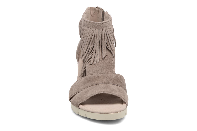 Sandales et nu-pieds Gabor Tunis 3 Marron vue portées chaussures