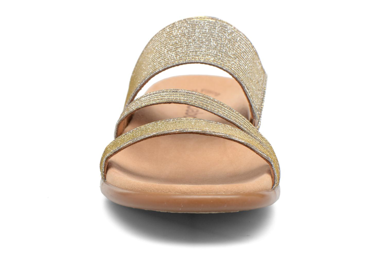 Mules & clogs Gabor Salerna Grey model view