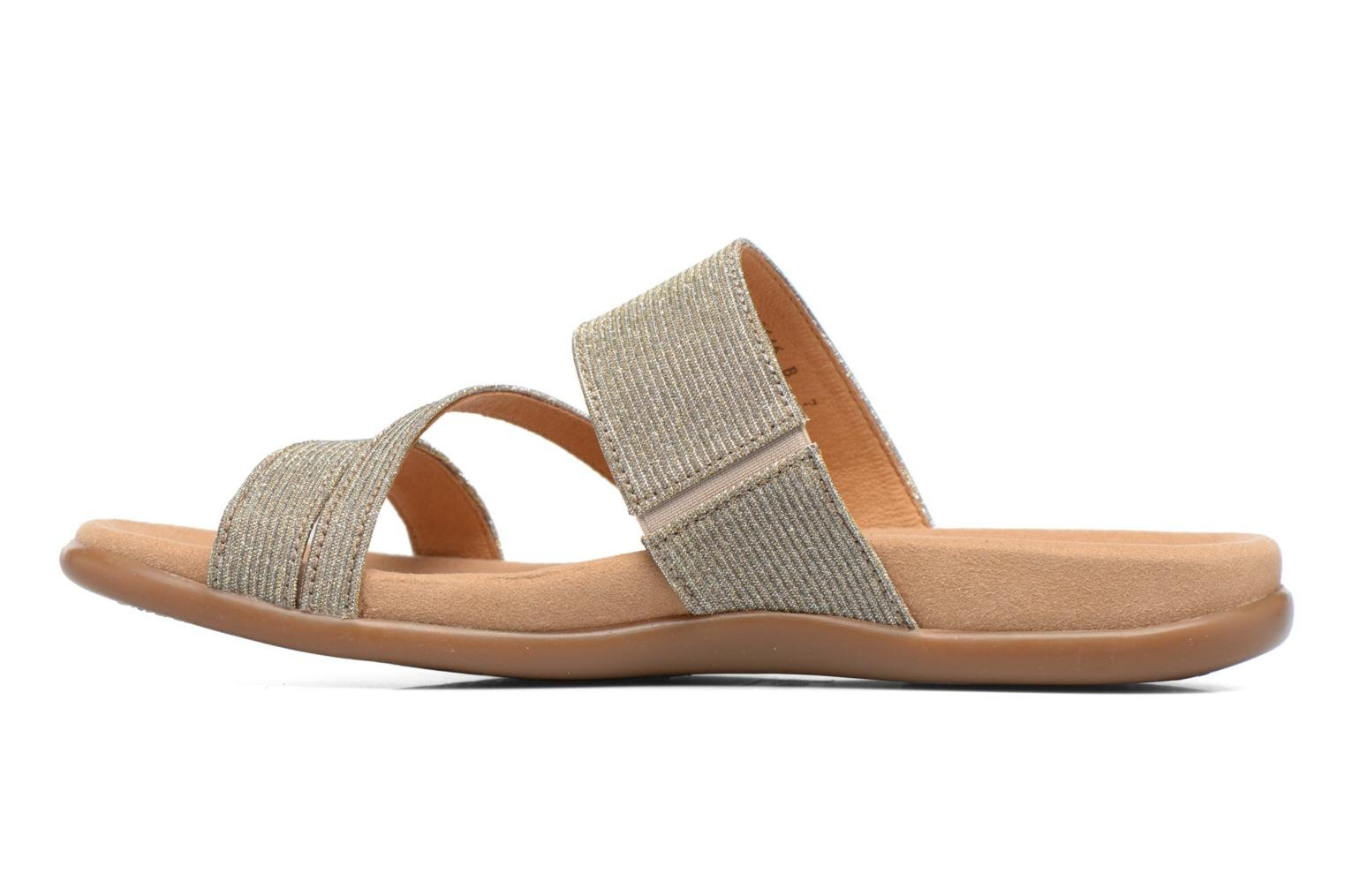 Mules & clogs Gabor Salerna Grey front view
