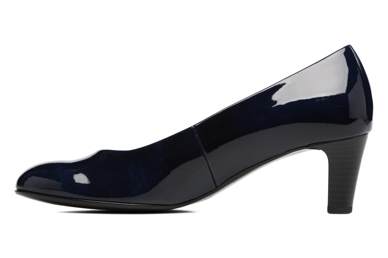 Zapatos de tacón Gabor Andria Azul vista de frente