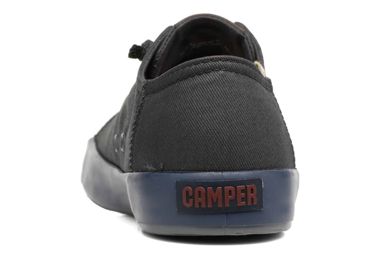 Baskets Camper Andratx K100158 Gris vue droite