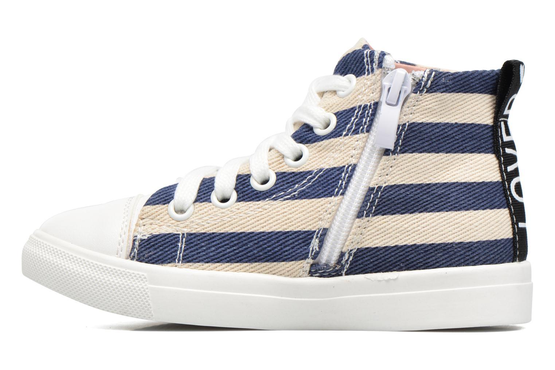 Baskets Shoesme Selima Multicolore vue face