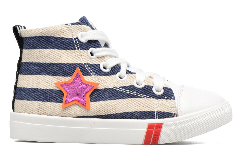 Baskets Shoesme Selima Multicolore vue derrière