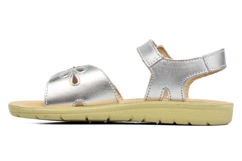 Sandales et nu-pieds Start Rite SR Soft Harper Argent vue face