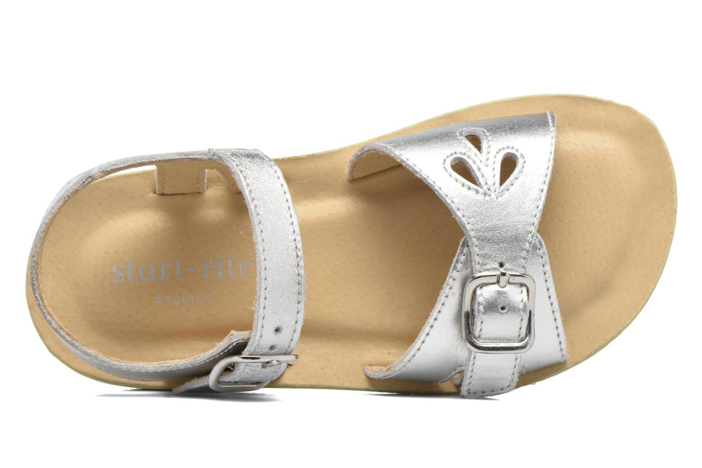 Sandales et nu-pieds Start Rite SR Soft Harper Argent vue gauche