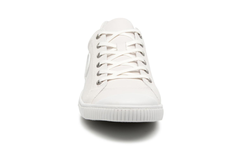 Baskets Pataugas Bohem/N Blanc vue portées chaussures