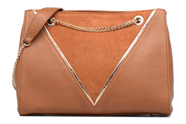 Handbags COSMOPARIS Sac-Caly Brown detailed view/ Pair view