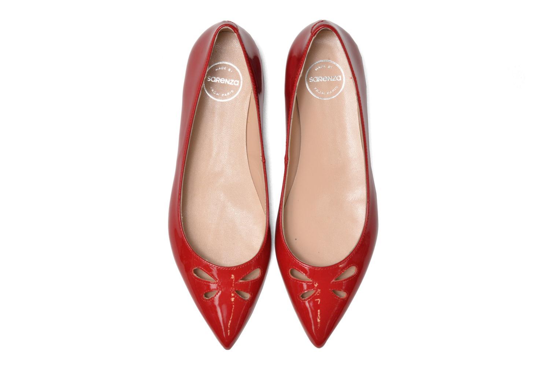 Ballerina's Made by SARENZA Vegas Lipstick #5 Rood model