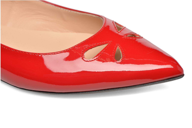 Ballerina's Made by SARENZA Vegas Lipstick #5 Rood links