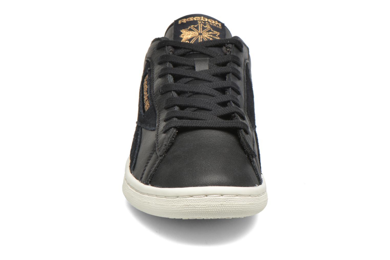 Baskets Reebok Npc Uk Ad Noir vue portées chaussures