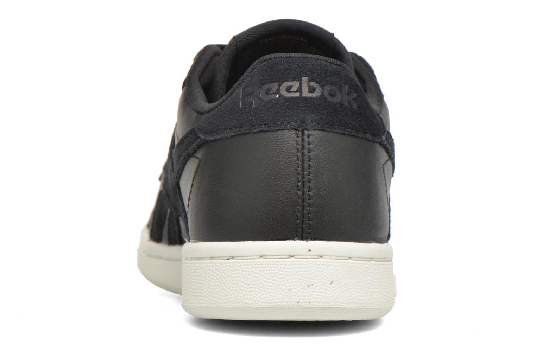 Baskets Reebok Npc Uk Ad Noir vue droite