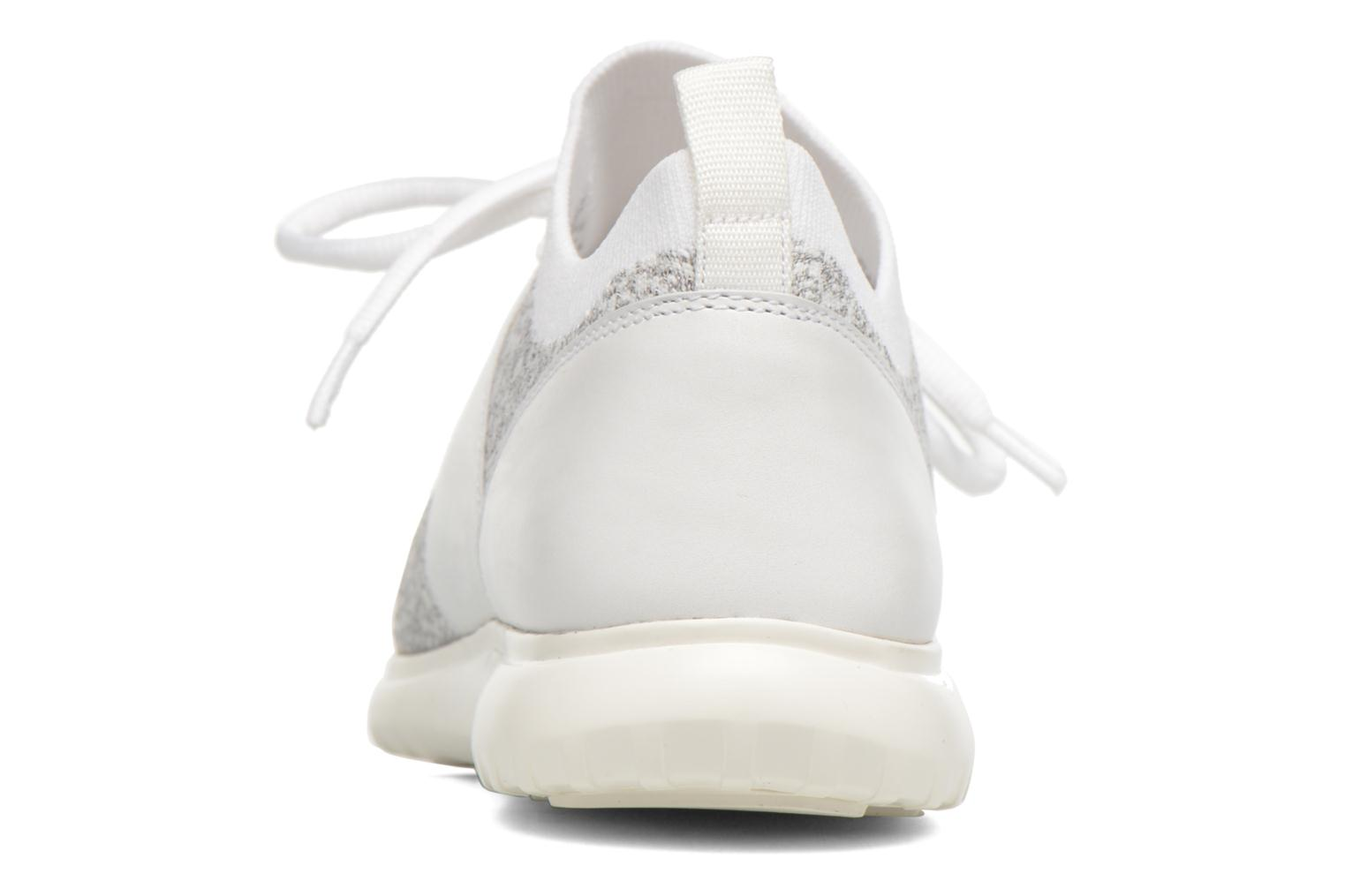 Baskets What For Daisy Blanc vue droite