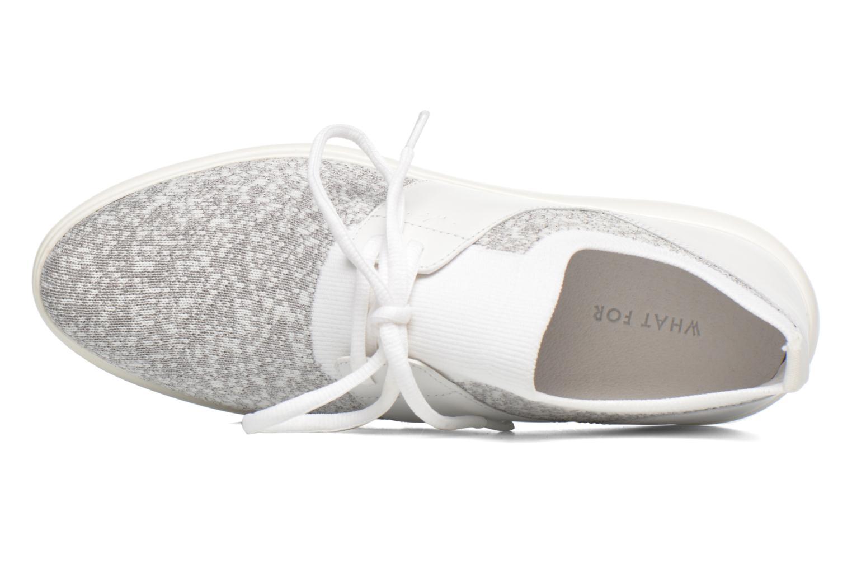 Daisy White Silver