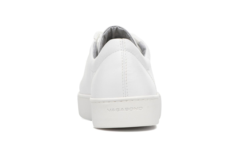 Baskets Vagabond ZOE 4326-001 Blanc vue droite